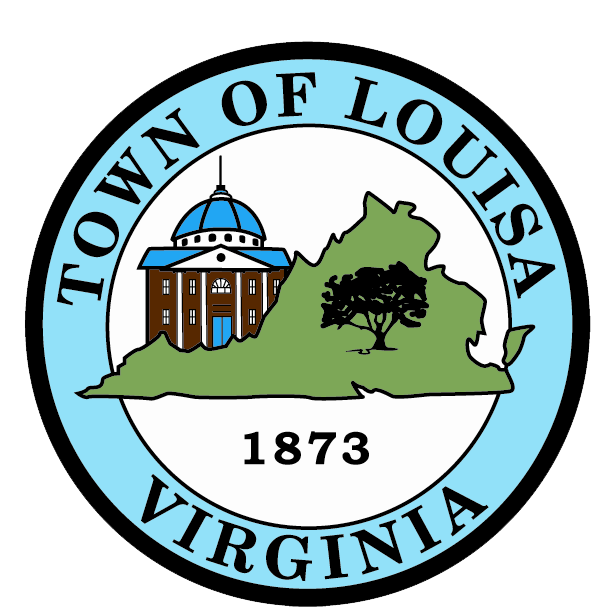 town of louisa creat
